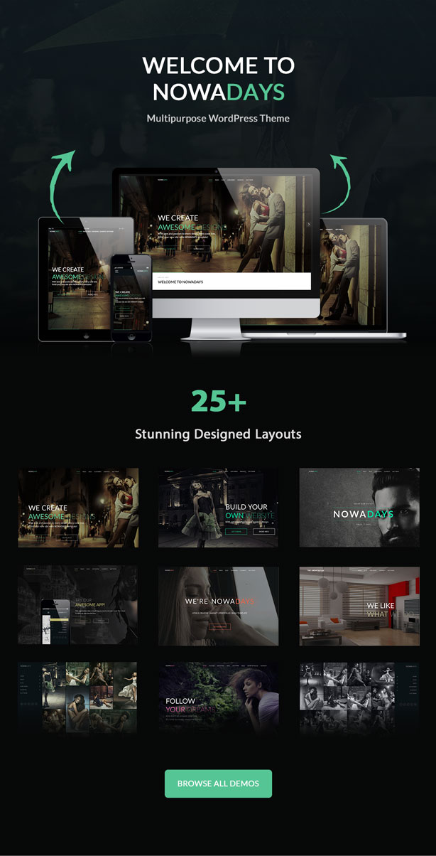 NowaDays - Multipurpose WordPress Theme - 6