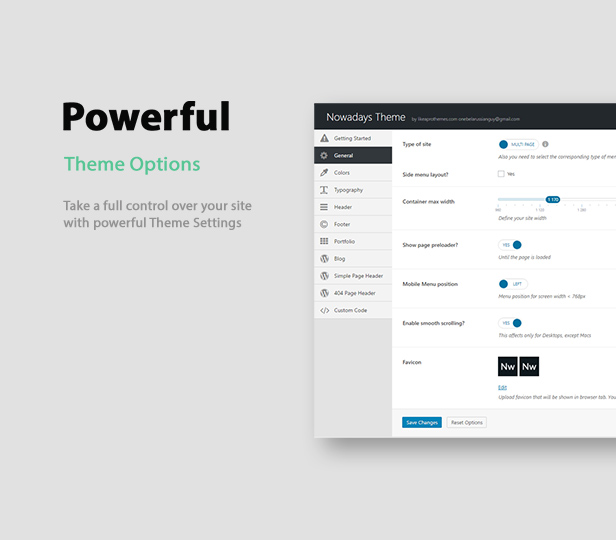 NowaDays - Multipurpose WordPress Theme - 9